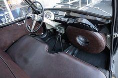 1960 Fiat Multipla Roof Interior