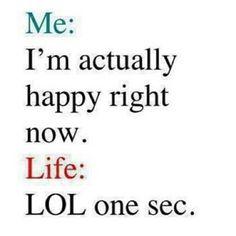Hahahahaha, yeah...