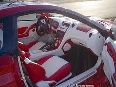 Click image to show larger versionName: 1511 Custom Car Interior, Car Interior Design, Interior Paint, Toyota Concept Car, Concept Cars, Peugeot, Beetle Car, Street Racing Cars, Japanese Cars
