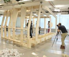 wikihouse: an open source DIY architecture...(I am very interested in the open source/diy social & technical paradigm)