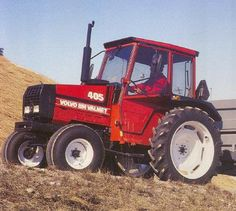 Classic Tractor, Volvo, Cars And Motorcycles, Agriculture, Farming, Vehicles, Childhood, Chicken Pen, Tractors