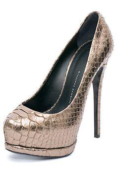 Vicini - Guiseppe Zanotti Shoes - 2011 Fall-Winter