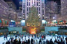 Ice Skate at Rockefeller Center