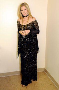 Barbra Streisand at 70