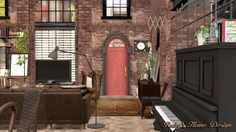 Lana CC Finds - rubyred-1023:   New York Loft: Download & More...