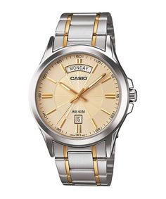 f929e59b99 Casio Enticer Analog Multi-Color Dial Men s Watch - MTP-1381G-9AVDF (