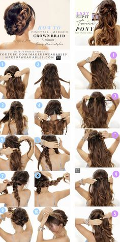 Prom Hairstyles For Long Hair Updos With Prom Updos For Medium ...