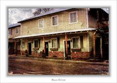 An old motel in Mancos, Colorado by Steve_Gregory, via Flickr