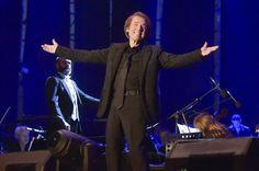 Concierto de Raphael y la Filarmónica de Gran ...
