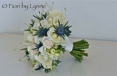 Wedding Flowers Blog: Cherish's Wedding Flowers, Thistles Vintage Style