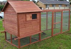 There are a lot of different chicken house designs out there. Perhaps you desire a coop that will reflect your family's unique personali...