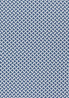 PORTICO, Marine Blue, W80043, Collection Portico from Thibaut