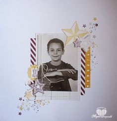 Magical Scrapworld: Stampin' Up! bloghop