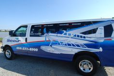 One of our complimentary shuttles used to transport guests over the YVR International Airport Flying Boat, International Airport, Vancouver, Transportation, Base, Island, Block Island, Islands