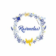Ravenclaw - why does it HAVE to look like it belongs on a tampon???