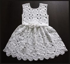 Crochet Dress N79. $99.00, via Etsy.