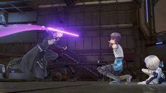 Sword Art Online: Fatal Bullet, due on Steam February looks like an anime Mass Effect Sword Art Online, Online Art, Video Game News, News Games, Video Games, Anime Dvd, Anime Manga, Create Your Own Avatar, Valkyria Chronicles