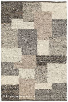 Patchwork Rugs, Patchwork Patterns, Wool Rugs, Wool Area Rugs, Silver Grey Rug, Grey Rugs, Shades Of Grey, Morocco, Melbourne