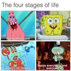 FOUR!!! | /r/BikiniBottomTwitter | SpongeBob SquarePants