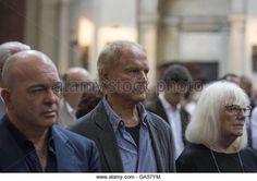 Terence Hill Actor | epa05399175 Italian actor Terence Hill (C), Bud Spencer's partner in ...