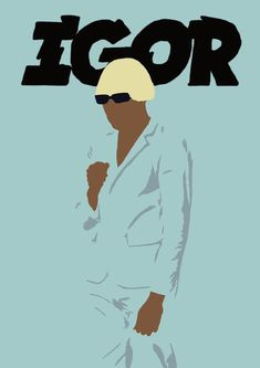 IGOR Tyler, the Creator Illustration Poster Bedroom Wall Collage, Photo Wall Collage, Picture Wall, Aesthetic Iphone Wallpaper, Aesthetic Wallpapers, Poster Wall, Poster Prints, Tyler The Creator Wallpaper, Arte Hip Hop