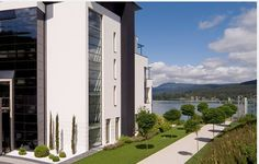 Reifnitz, Austria.  The Wörthersee, inland Austria's great mountain lake, is home to the Aenea Designhotel, a sleek and modern boutique hotel appointed with the superstars of Italian design, and in a culture that takes its leisure extremely seriously.