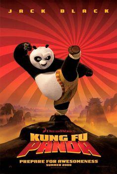 8. Kung Fu Panda (2008). Hermosos mensajes son expresados con suma elegancia, delicadeza y emotividad. Muy divertida.