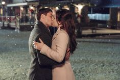 """Check out photos of Jack and Elizabeth from the Hallmark Channel original series """"When Calls the Heart."""""""