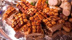 Langtidsstekt ribbe - minutt for minutt - grad for grad Pork Recipes, Cooking Recipes, Holiday Recipes, Dinner Recipes, Norwegian Food, Good Food, Yummy Food, Main Meals, Nom Nom