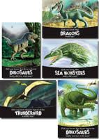 Dinosaur Card Set  From: Answers in Genesis  $4.99