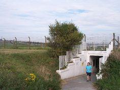 Tunnel beneath Brighton Racecourse