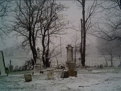 Ohio - The Gilboa Cemetery is said to be haunted the ghosts of children who died in a 1952 cholera epidemic. Their bodies are buried here. Supposedly, exhumations have discovered several empty graves. At night you can hear childrens voices--sometimes playing, sometimes crying.