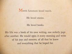 The Fantastic Flying Books of Mr Morris ...