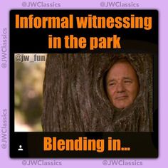Informal witnessing at the park - blending in 😂 Thanks by jwclassics Funny Quotes, Funny Memes, Hilarious, Qoutes, Jehovah's Witnesses Jokes, Jw Jokes, Jw Humor, Jw News, Losing My Religion