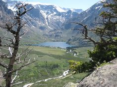 A little bit of heaven from my past- East Rosebud Lake and the Absorke Mountains