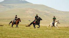 Horse tours in Georgia | Eastbook.eu