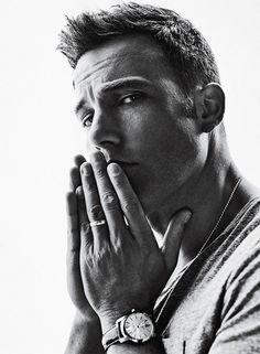 Ben Affleck, 2012 by Sebastian Kim
