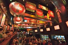 Inside the World of Coke; a must see for any one who lives in or passes through Atlanta!