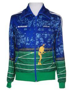 Adidas Bungert Blue Track Jacket - S Vintage Jacket, Vintage Men, Vintage Sportswear, Sports Jacket, Motorcycle Jacket, Adidas Jacket, Vintage Outfits, Track, Spring