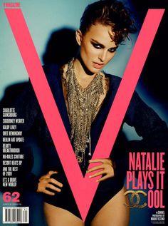 V Magazine - Natalie Portman