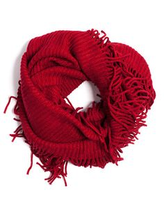 Knitted Fringe Infinity Scarf I #2020AVE #shopping #gifts #Christmas https://itunes.apple.com/us/app/blisslist-easy-shopping-gifting/id667837070