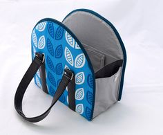 ikat bag: Zip A Bag Chapter 22: Zippered Lunch Bag