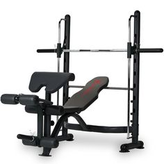 The Marcy Eclipse RS3000 Olympic Half Smith Machine for £399.99.