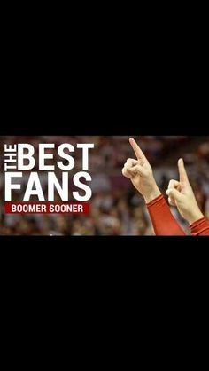 The 2013 Discover Fan Loyalty Poll named OU's fans the most loyal in college football. No surprise to us. Thanks for your loyalty and here's to another year of being the best! Oklahoma Sooners Football, Ou Football, College Football, Ou Sports, Boomer Sooner, University Of Oklahoma, When I Get Married, Win Or Lose, My True Love