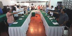 Instalan Consejo Directivo del Consejo Municipal del Deporte