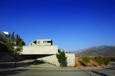 http://leibal.com/architecture/mirador-de-los-dominicos-house/ #minimalism #minimalist #minimal