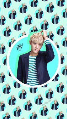 Exo Ot12, Chanyeol, Tao Exo, Huang Zi Tao, Kris Wu, Photo Wall, Kpop, Iphone Wallpapers, Chen