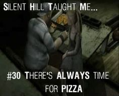 Silent Hill 2 - Eddie being Eddie Silent Hill Video Game, Silent Hill 2, Gaming Facts, Good Horror Games, Resident Evil Game, Video Game Cosplay, Could Play, Bioshock, Game Character