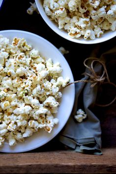 Popcorn - chili