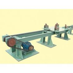 LY Outlet Pulling Machine : it is special equipment which can pull the burned bricks that in the tunnel kiln drying chamber or tunnel burning kiln and carry them on the ramp bus. http://www.productsx.net/sell/show.php?itemid=1064
